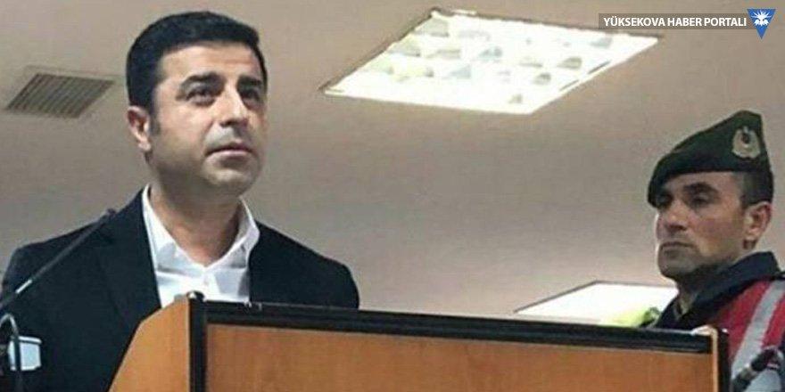 Demirtaş'ın avukatı: Şu an tahliye beklentisi yok