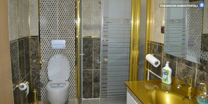 Kayyımın altın rengi banyosu