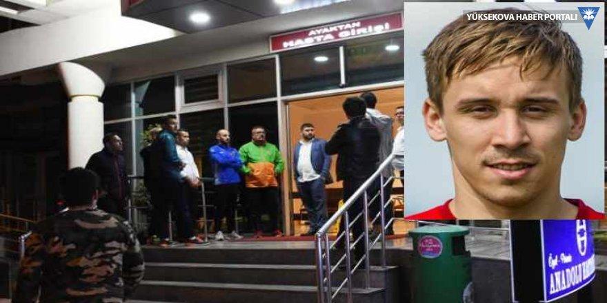 Alanyasporlu futbolcuları taşıyan minibüs devrildi, Josef Sural hayatını kaybetti