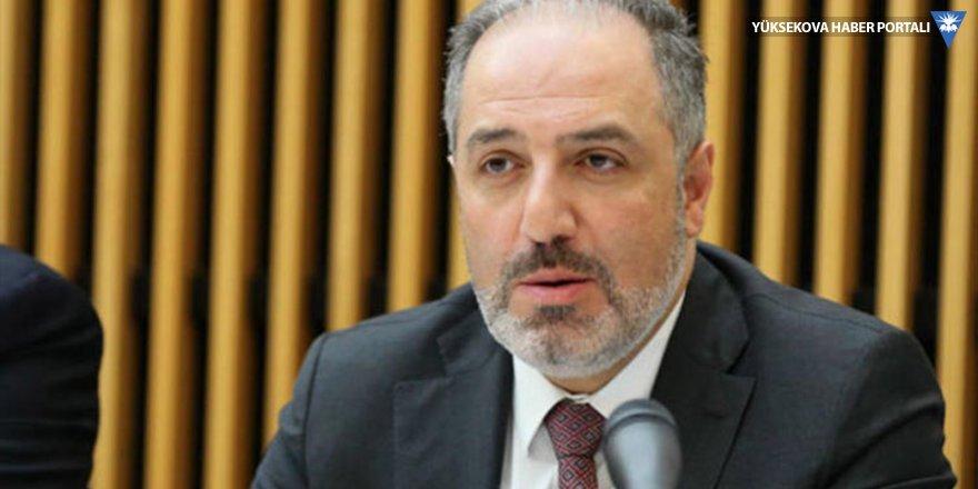 AK Parti'li Yeneroğlu'ndan partisine tepki: Saygısızlık yapıldı