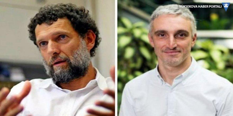 Kavala ve Aksakoğlu'nun tutukluluğuna devam kararı