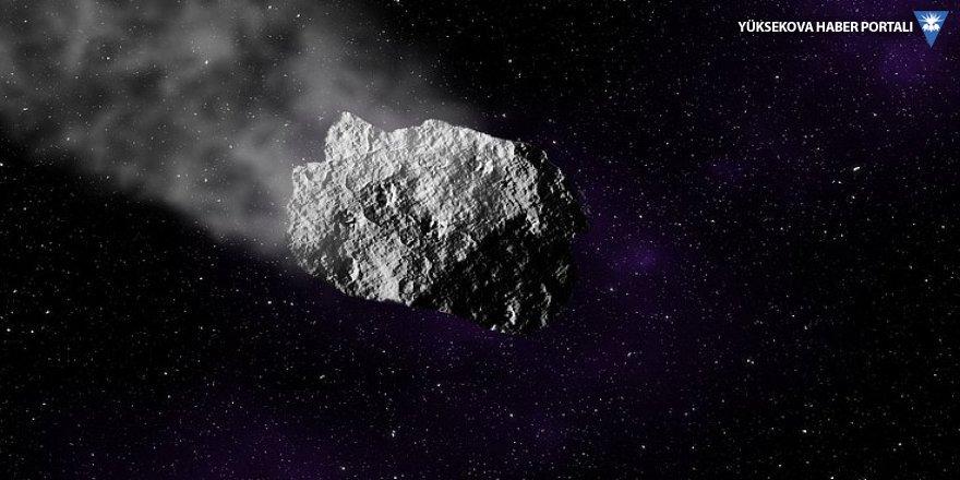 NASA Başkanı: Meteor çarpma riski var