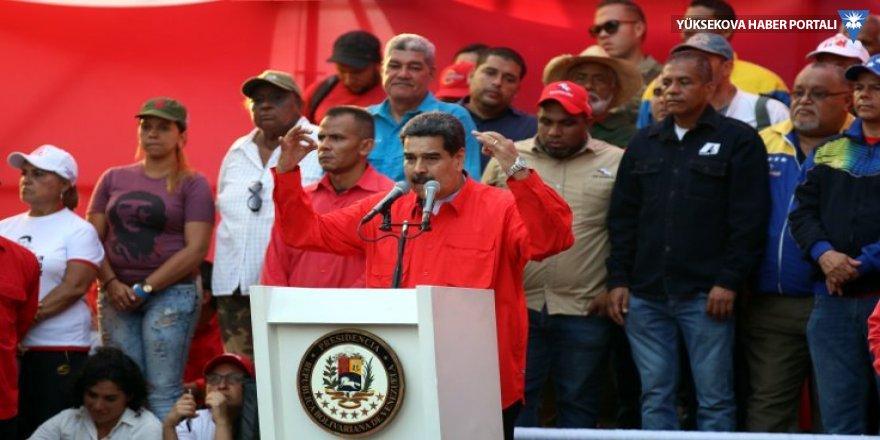 Maduro: Darbe girişimi bizzat Beyaz Saray'dan yönetildi