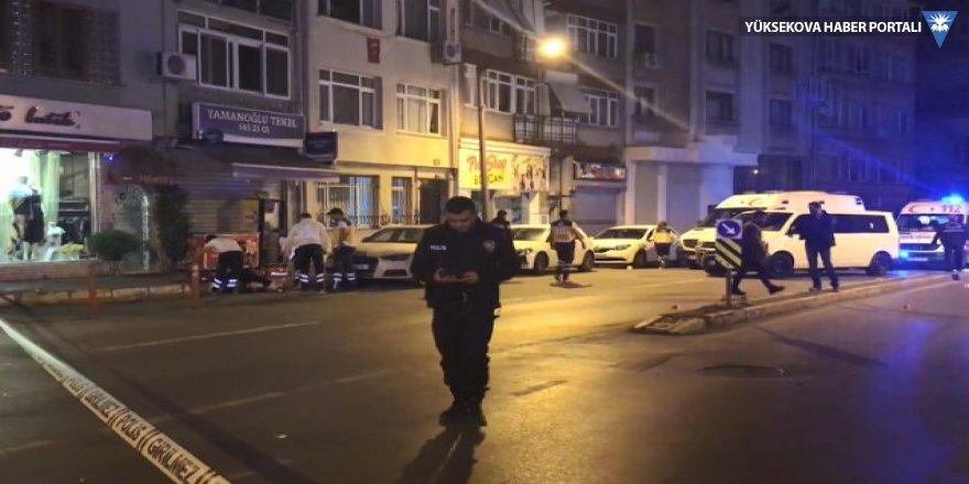 Kadıköy'de kurşun yağdırdılar