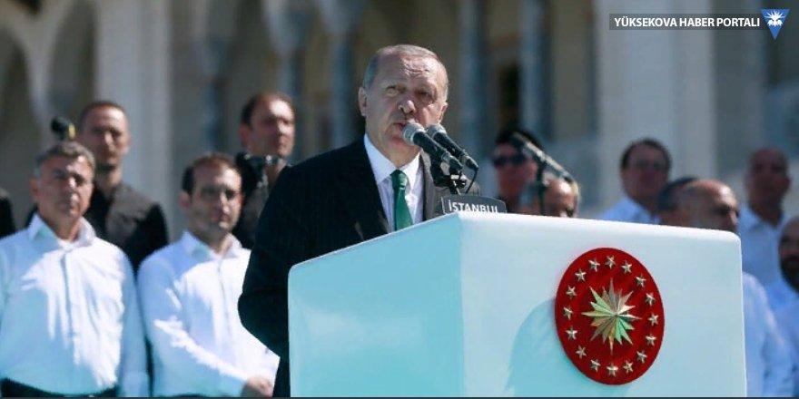 Erdoğan: İstanbul için mücadeleyi sürdüreceğiz