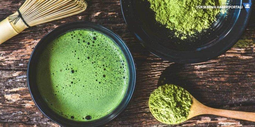 Matcha çayı zayıflatır mı? Maça çayı nasıl kilo verdirir?