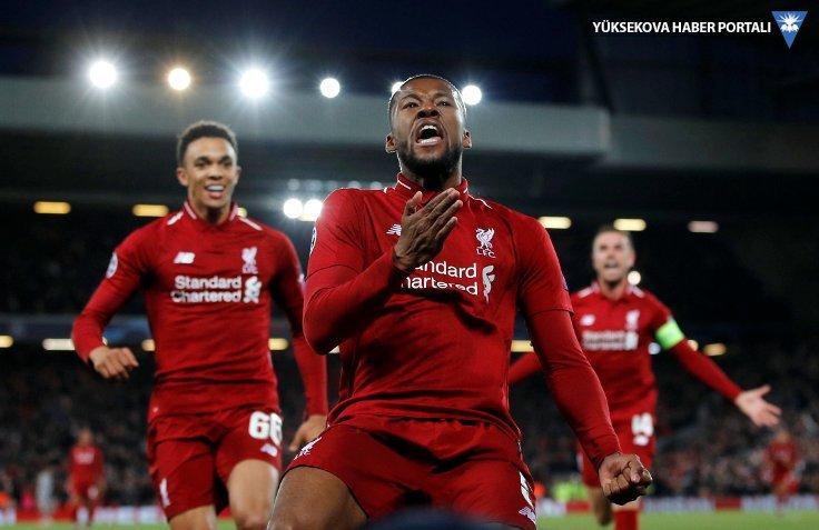 Liverpool 3-0'ın rövanşında, Barcelona'yı devirdi; finale yükseldi