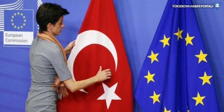 Avrupa Birliği'nden Türkiye raporu: 2019'da küçülme var