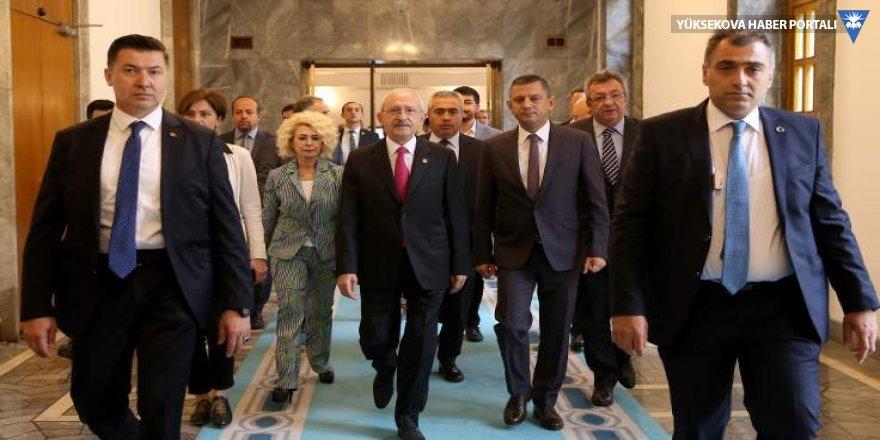 Kılıçdaroğlu: Erdoğan'ı bu noktaya İstanbul'un rantını yiyenler getirdi