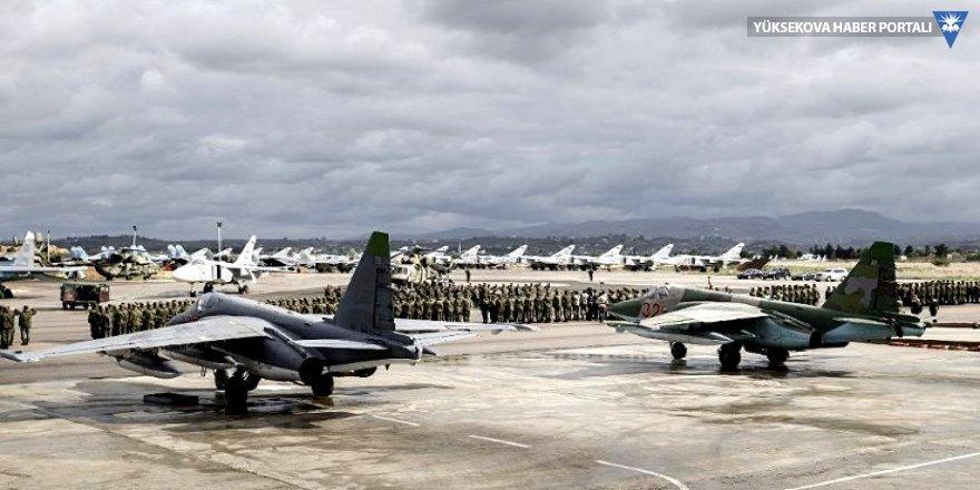 Rusya'nın Suriye'deki Hmeymim Hava Üssü'ne saldırı