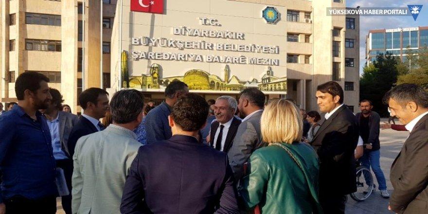 Diyarbakır Belediyesi'ne X-Ray konulmak isteniyor