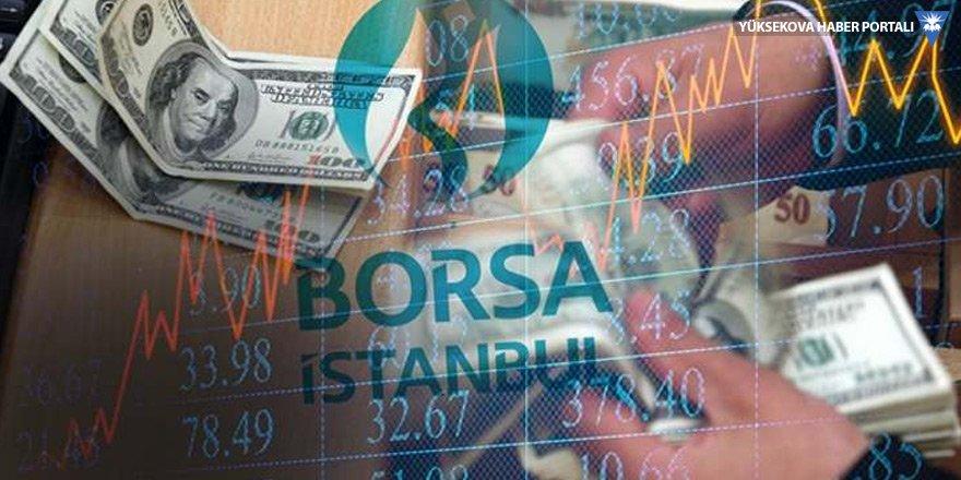 Dolar 6,20 seviyesini geçti, borsa 90 bin puanın altına geriledi