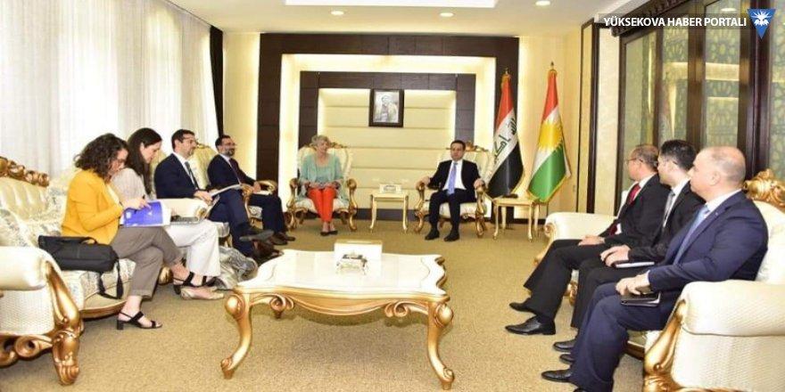 Fransa'dan Kürdistan Bölgesine mali müşavirlik desteği