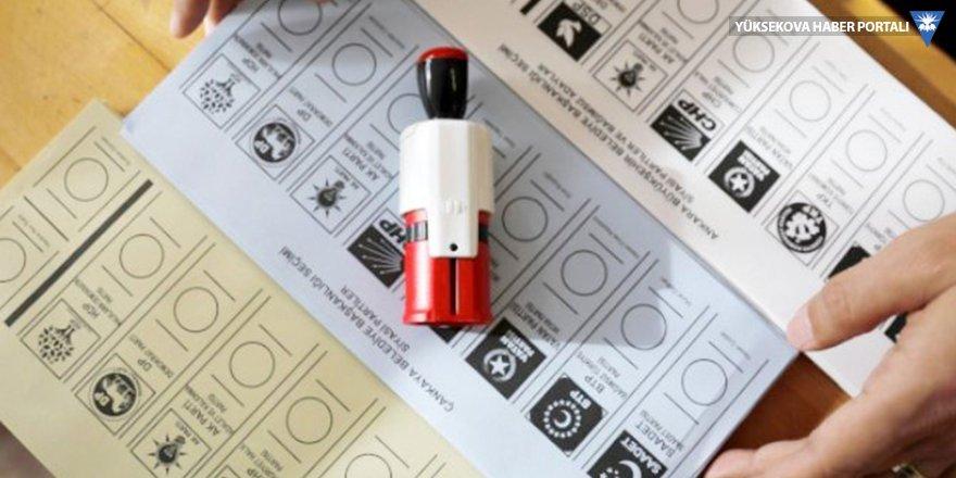 31 Mart kesin seçim sonuçları Resmi Gazete'de