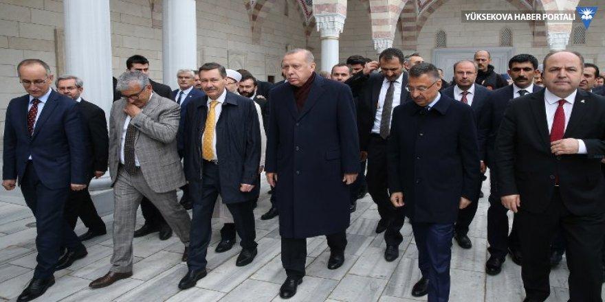 Erdoğan'dan Melih Gökçek'e teşekkür