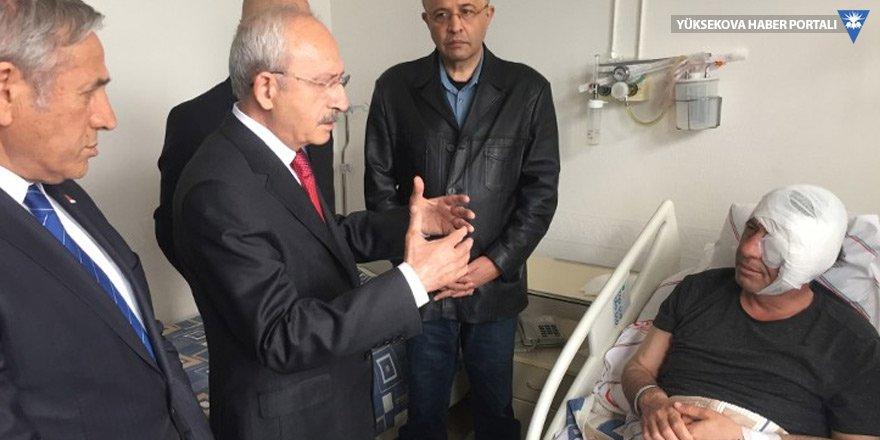 Kılıçdaroğlu'ndan Demirağ'a ziyaret: Failler süratle yargıya teslim edilmeli