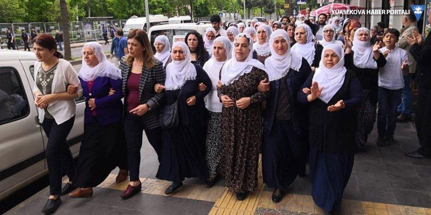 Diyarbakır'da annelerin eylemine izin verilmedi