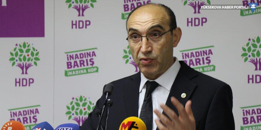 HDP: O şiddet dolu ellerinizi belediyelerimizden çekin
