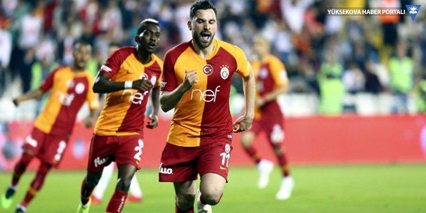 Galatasaray, Ziraat Türkiye Kupasında şampiyon oldu