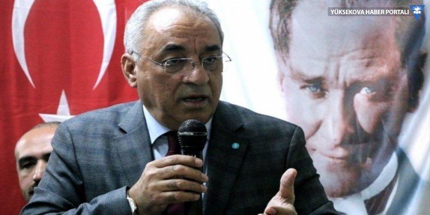 DSP lideri Aksakal: İmamoğlu'nun desteklenmesi teklifi iki kez reddedildi