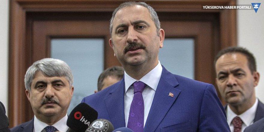 Bakan Gül: Yargı paketinde ceza indirimi yok