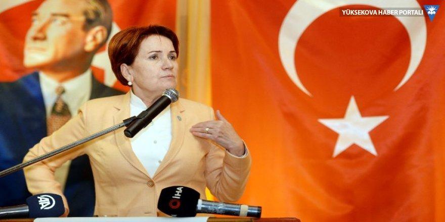 Meral Akşener: CHP'li seçmenin sandığa gitmesini hep beraber sağlayacaksınız
