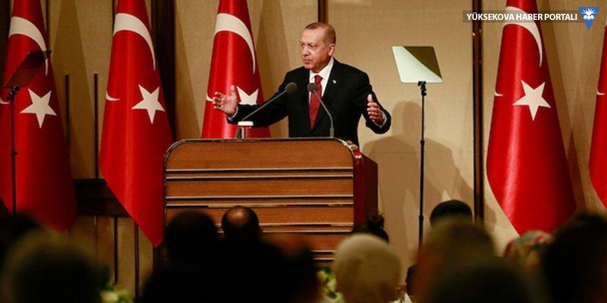 Cumhurbaşkanı Erdoğan: 31 Mart seçimlerinde kasıtlı ve sehven yapılmış pek çok yanlışı ortaya çıkardık, 16 bin oy çalındı