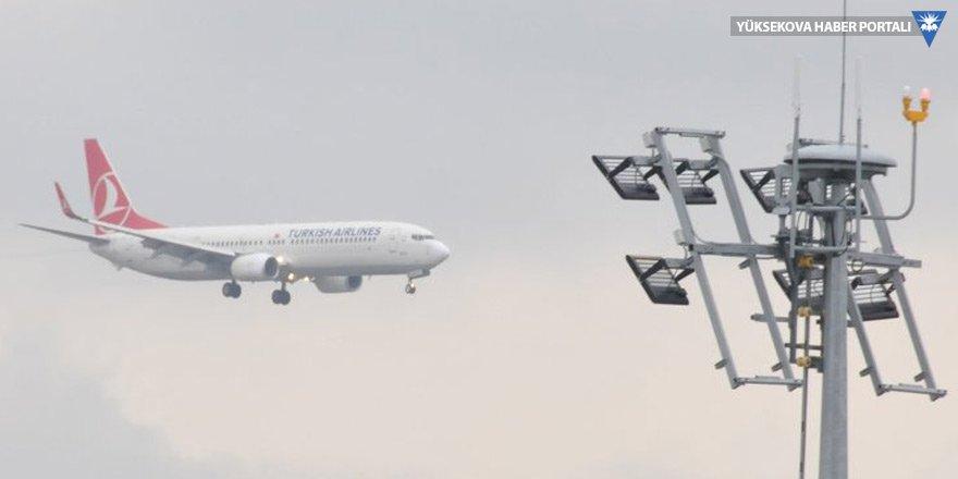 DHMİ: İstanbul uçakları buluttan inemedi