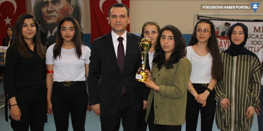 Yüksekova ve Şemdinli'de 19 Mayıs kutlandı