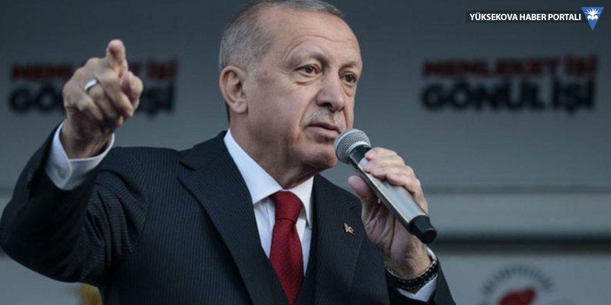 Erdoğan: Kanal İstanbul'a yakında başlayacağız