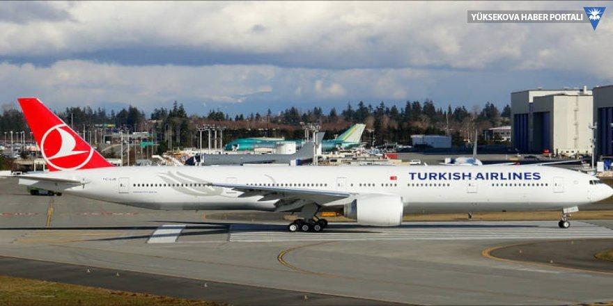 THY uçağı İstanbul'dan Ankara'ya Bulgaristan ve Kırım hava sahasından gitti