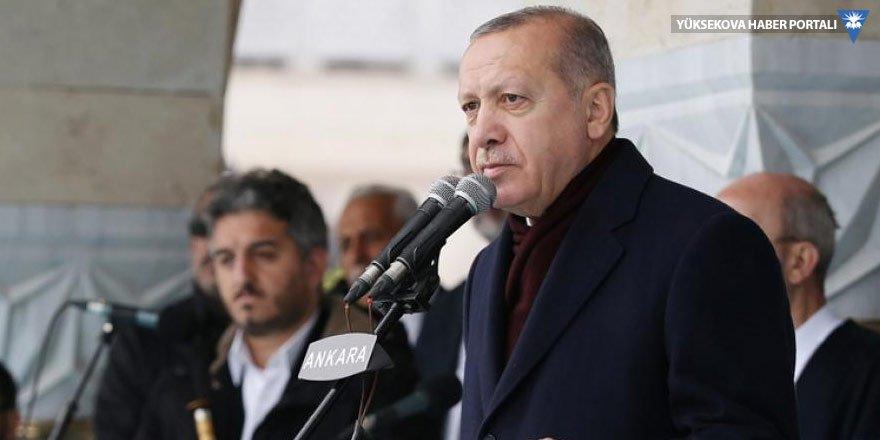 Erdoğan miting planını rafa mı kaldırdı?