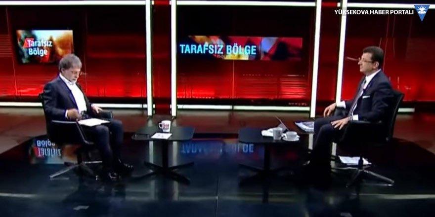 """CNN Türk'ten İmamoğlu'nun """"Kameramanlar kovuldu"""" iddiası hakkında açıklama"""