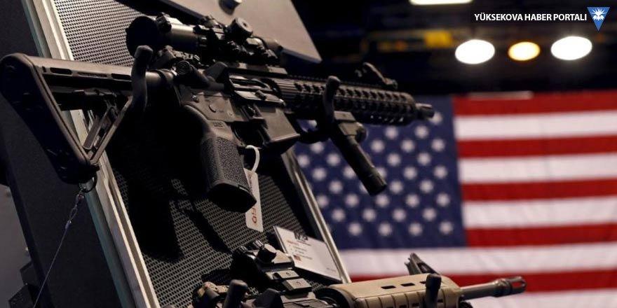 ABD dünya silah ticaretinin yüzde 36'sını elinde tutuyor