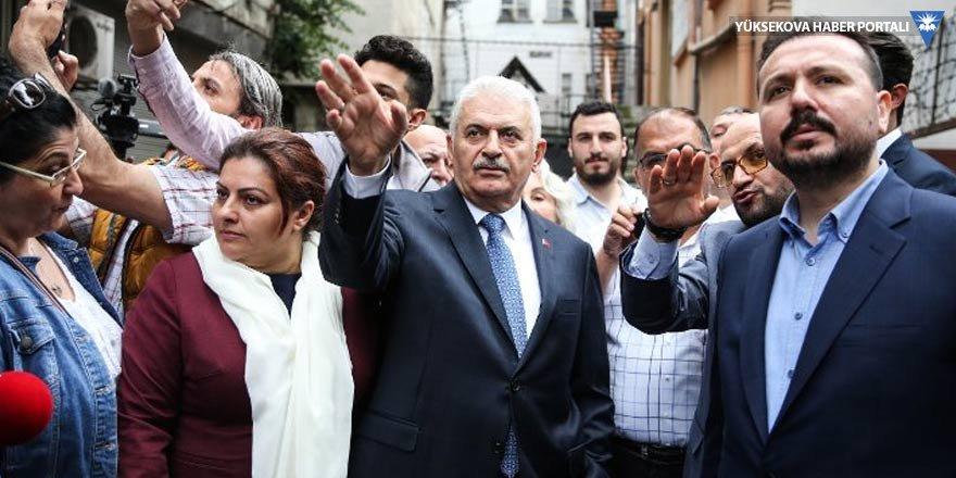 Yıldırım: CHP itiraz etsin, listeler değiştirilsin