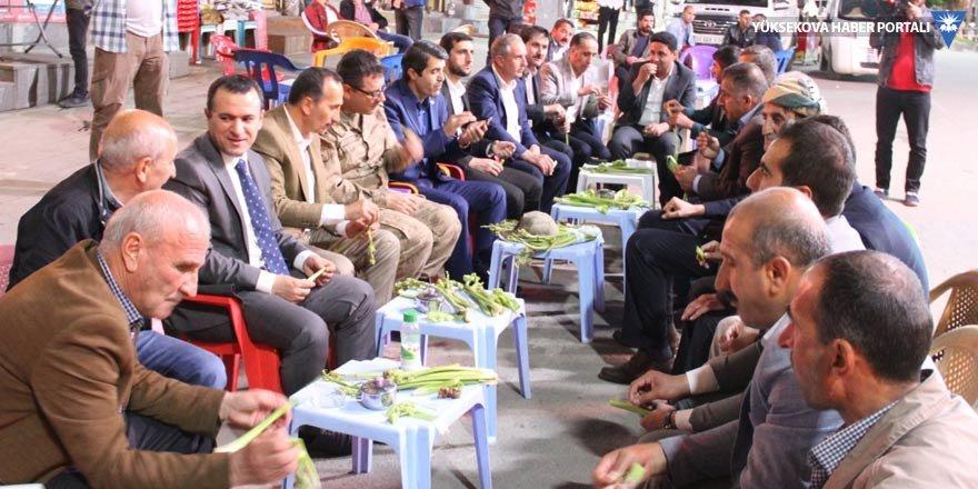 Kaymakam Türkman'dan esnaf ziyareti