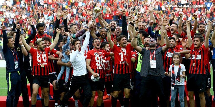 Van Büyükşehir Belediyespor TFF 2. Lig'e yükseldi