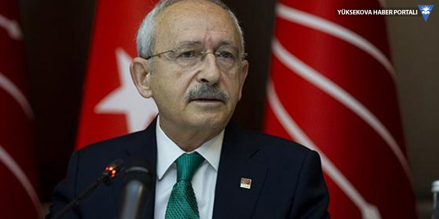 Kılıçdaroğlu: Anadilde eğitim TBMM'nin işi; silahın ortadan kalkması gerekiyor