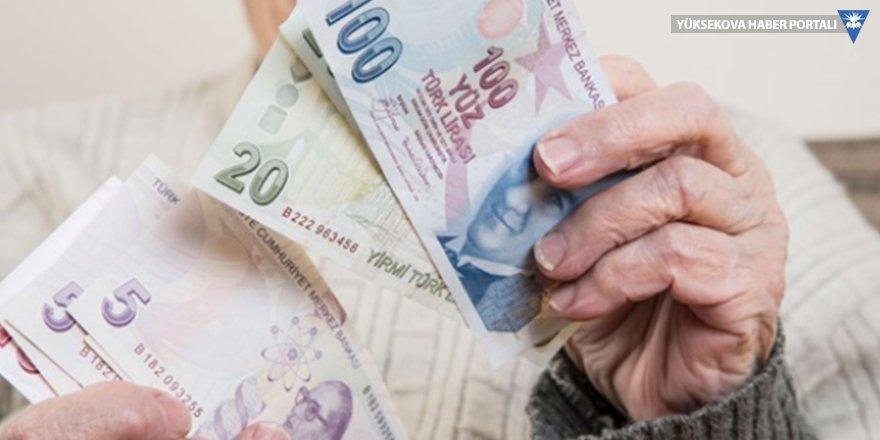SGK: Emekli maaşına kesinti yok