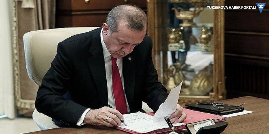 Erdoğan üç hükümlüyü affetti