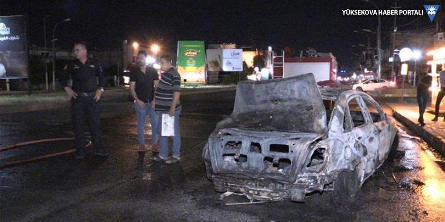 Kerkük'te art arda 6 bombalı saldırı