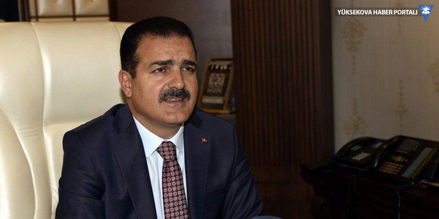 Vali Akbıyık: Hakkari'de kaçak elektrik %60'lara kadar düştü