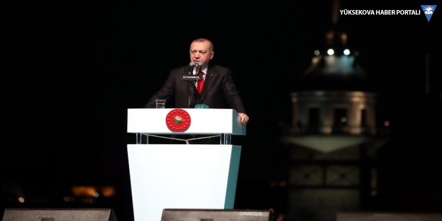Erdoğan: Ülkemizde bir kesim hâlâ büyük oyunu görmekte zorlanıyor