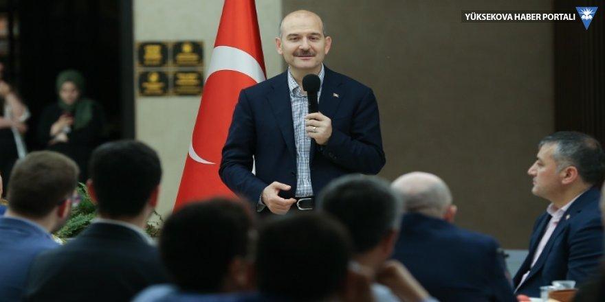Soylu: İstanbul'un yaşanılabilirlik seviyesindeki rakamları önemli