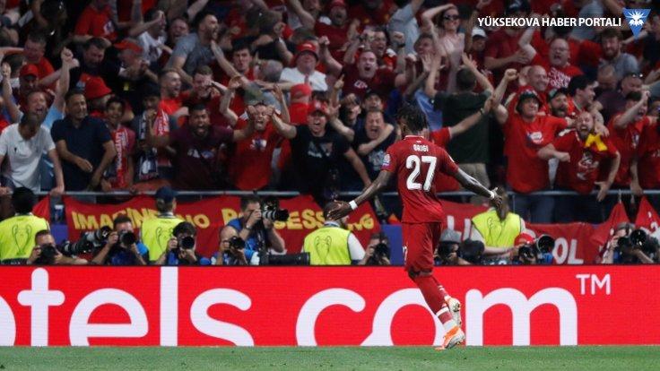Liverpool, Şampiyonlar Ligi şampiyonu oldu