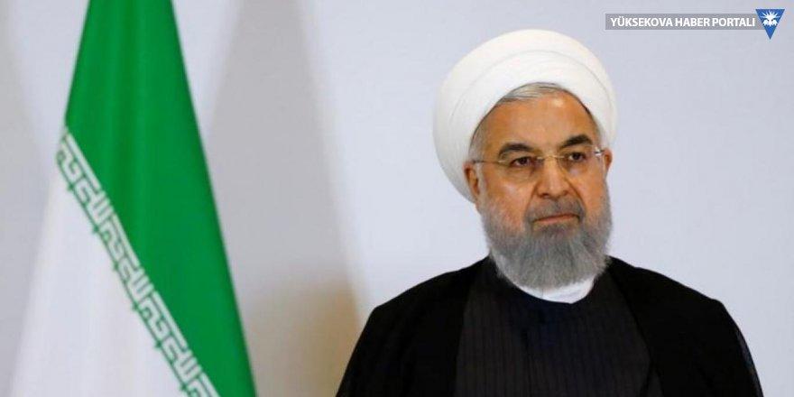Ruhani'den yeni yaptırımların ardından ilk açıklama