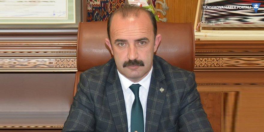 Hakkâri Belediyesi Eş Başkanı Cihan Karaman gözaltına alındı