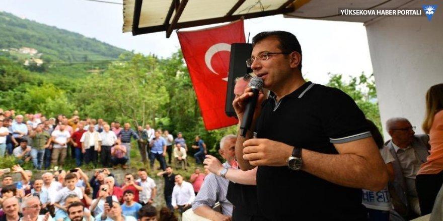 İmamoğlu: İstanbul'daki 16 milyon insanı barıştıracağım