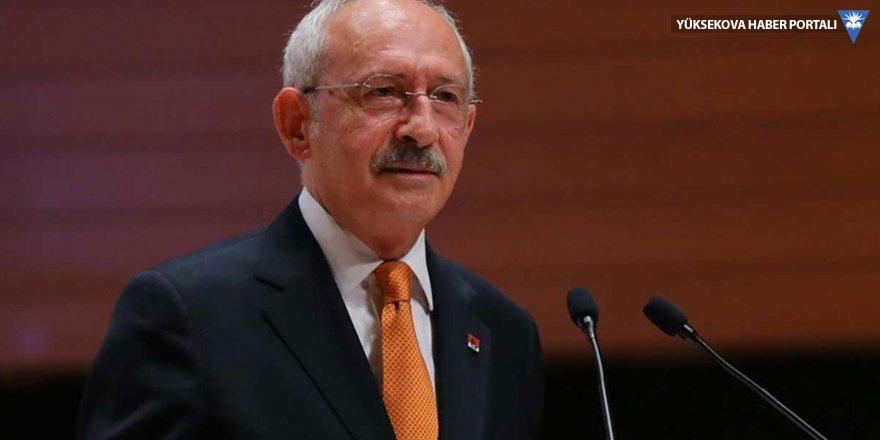 Kılıçdaroğlu: İktidar akıl tutulması yaşıyor