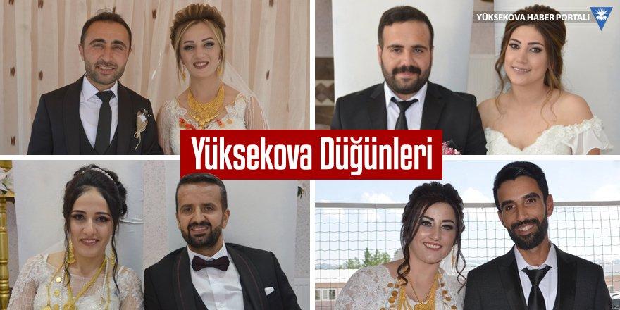 Yüksekova Düğünleri (08 - 09 Haziran 2019)